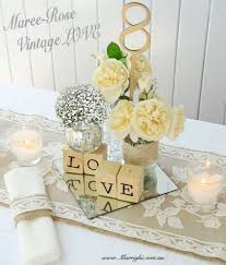 Make Your Own Wedding Decorations Fancy Ideas 11 Why Not Vintage Amp Rustic