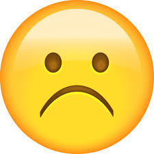 Black And White Stock Sad Emoji Clipart Very Emojified Churches