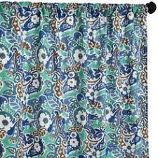 Pier One Curtains Panels by Midnight Floral Grommet Curtain Floral Curtains Floral And Curtains