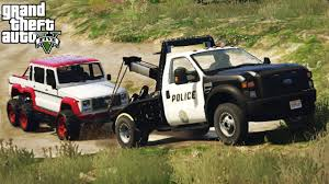 100 Tow Truck Albuquerque FORD F550 POLICE TOW TRUCK OffRoad 4x4 Ing Mudding Hill