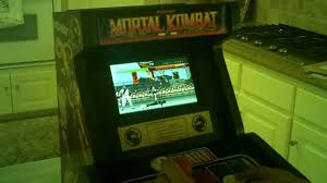 Mortal Kombat Arcade Cabinet Plans by Tiny Mortal Kombat Arcade Machine By Interestingmk Youtube