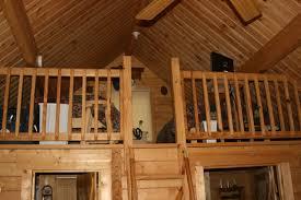 Outdoorsman 424 SQF Rustic Bedroom