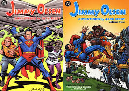 Jack Kirbys Fourth World Omnibus Vol 3 136 148 Jimmy Olsen Adventures By Kirby 1 133 139 141