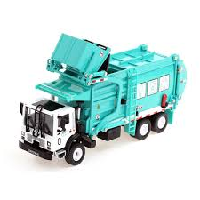 100 Waste Management Garbage Truck KDW 143 Diecast Collectible Toys