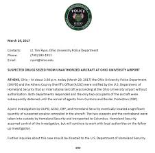 Athens Ohio Halloween 2017 by Unauthorized Plane Lands In Athens Ohio Suspected Cocaine Found