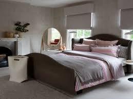 Bedroom Dark Grey And Pink Decorating Idea Ccfab