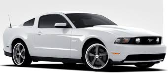 Best Wheel Color on White 2012 GT Page 2 The Mustang Source