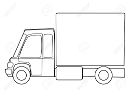 Outline Illustration Of Small Truck Royalty Free Cliparts, Vectors ... Simple Outline Trucks Icons Vector Download Free Art Stock Phostock Garbage Truck Icon Illustration Of Truck Outline Icon Kchungtw 120047288 Dump Royalty Image Semi On White Background F150 Crew Cab Aliceme Isometric Idigme Drawing 14 Fire Rcuedeskme Lorry Line Logo Linear