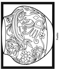 Native American Fun Kit Coloring Book Pages