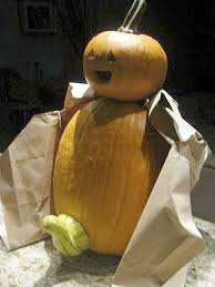 Naughty Pumpkin Carvings by The Flasher 13 Ridiculous Halloween Pumpkins Http Www