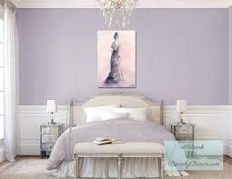 Peaceful Bedroom Benjamin Moore Lavender Mist