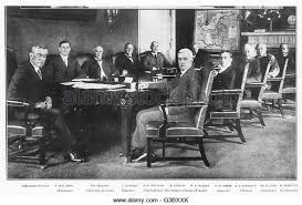 woodrow wilson cabinet members war cabinet stock photos war cabinet stock images alamy