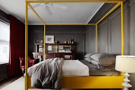 100 Interior Architecture Websites A House For Haunts Yellow Bed Bedrooms And