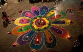 Diwali 2014: Beautiful Rangoli Designs For This Festival [PHOTOS] Best Rangoli Design Youtube Loversiq Easy For Diwali Competion Ganesh Ji Theme 50 Designs For Festivals Easy And Simple Sanskbharti Rangoli Design Sanskar Bharti How To Make Free Hand Created By Latest Home Facebook Peacock Pretty Colorful Pinterest Flower 7 Designs 2017 Sbs Your Language How Acrylic Diy Kundan Beads Art Youtube Paper Quilling Decorating