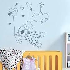 sticker chambre bébé stickers muraux bebe garaon stickers chambre fille