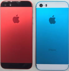 iPhone 5S color change NYC Pimp your iPhone 5S screen Brand new