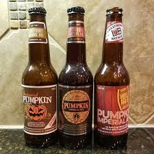 Imperial Pumpkin Ale by Home