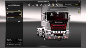 100 Megastore Truck ETS 2 MODS SCANIA MEGA STORE MOD YouTube