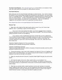 Resume Examples For Multiple Positions Same Company Refrence 30 Unique Sample Pany
