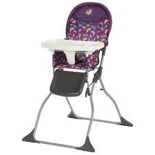 Butterfly Chair Replacement Covers by Cosco Simple Fold High Chair Butterfly Twirl Walmart Com