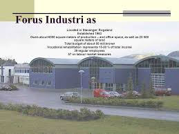 6000 Square by Forus Industri As Located In Stavanger Rogaland Established 1963