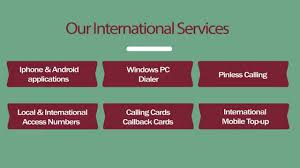 At Jumbo Calls You Can Make International Phone Calls With Our ...