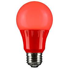 led a19 120 volt e26 medium base light bulb not
