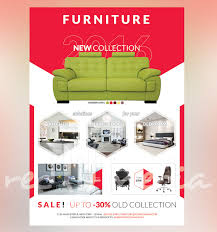 U Furniture Flyer