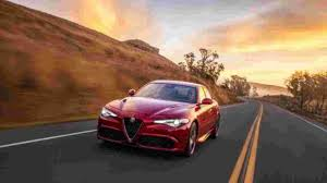 Alfa Romeo Giulia Named 'Motor Trend' Car Of The Year