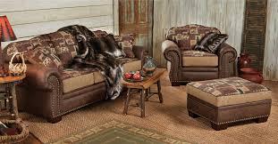 Log Cabin Furniture Rustic Black Forest Decor Inside Style Plans 19