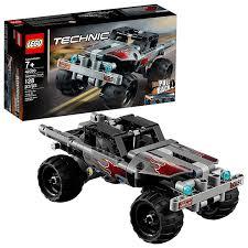 100 Lego Technic Monster Truck Amazoncom LEGO Getaway 42090 Building Kit New 2019