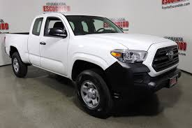 New 2018 Toyota Tacoma SR Double Cab Pickup In Escondido #1018009 ... Toyota Tacoma Trd Off Road What You Need To Know New 2018 Sport 4 Door Pickup In Kelowna Bc 8ta3498 Bed Rack Active Cargo System For Short 2016 Trucks Offroad Sherwood Park Sr5 Double Cab Escondido 17410 Certified Preowned 2017 Crew 4x4 Truck 1017252 Review An Apocalypseproof Bedslide Storage 1000 Amazoncom Tac Bull Bar 052015
