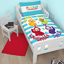 Spongebob Toddler Bedding by Teletubbies Duver Cover Sets Available In Single And Junior