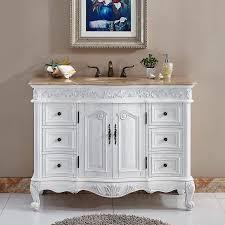 Walmart Bathroom Vanity With Sink by Silkroad Exclusive Upland Bathroom Single Sink Vanity Walmart Com