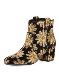 Western Boots Floral Embroidered ShopStyle