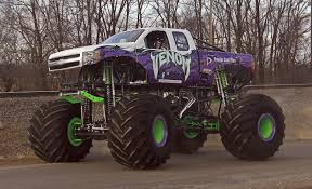 Echternkamp's Monster Truck Dream Close To Fruition - Herald-Whig -
