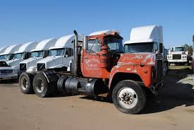 1985 MACK R690ST Day Cab Trucks | Mack Trucks, Diesel Trucks And ...