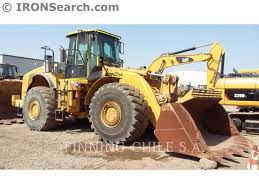 100 Caterpillar Chile 2011 980H Wheel Loader For Sale In SANTIAGO RM IronSearch