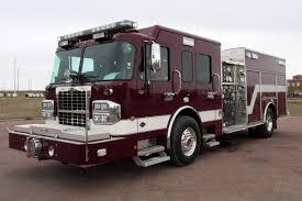 100 Spartan Truck Body Emergency Response Urbana Fire Rescue Services Department