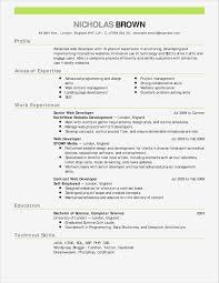 Sample Resume For Head Teacher Fresh Example Best 25 Good