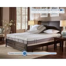 Adjustable Split Queen Bed by Adjustable Beds Costco