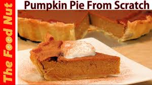 Storing Pumpkin Pie by Homemade Pumpkin Pie From Scratch Recipe How To Make Pumpkin Pie