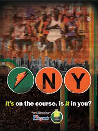 100 Duane Nyc GATORADE DUANE READE NYC MARATHON CAMPAIGN ROSSVON7DESIGN