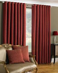 Burgundy Blackout Curtains Uk by Devere Eyelet Curtains In Burgundy Free Uk Delivery Terrys Fabrics