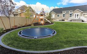 Install In-Ground Trampolines From Trampolines Down Under | InsideHook Shelley Hughjones Garden Design Underplanted Trampoline The Backyard Site Everything A Can Offer Pics On Awesome In Ground Trampoline Taylormade Landscapes Vuly Trampolines Fun Zone 3 Games For The Family Active Blog Wonderful Diy Recycled Chicken Coops Interesting Small Images Decoration Best Whats Reviews Ratings Playworld Omaha Lincoln Nebraska Alleyoop Kids Jump And Play On In Backyard Stock Video How To Buy A Without Killing Your Homeowners Insurance