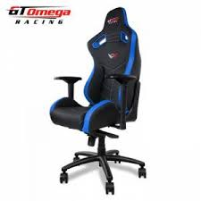 Gt Omega Racing Sport Chair Side View