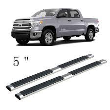 100 Toyota Full Size Truck Amazoncom Gevog 5 Aluminum Running Boards For 0717 Tundra