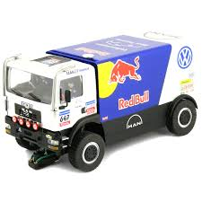 100 Redbull Truck Avant Slot Man No658 Red Bull AS50409