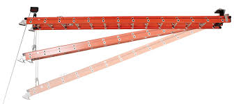 Racor Ceiling Storage Lift Canada by Amazon Com Racor Ldl 1b Ladder Lift Home Improvement