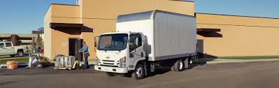 Low Cab Forward Truck | Commercial Truck | GM Fleet